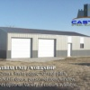 Industrial unit workshop with details