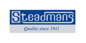 Steadmans logo on shop page